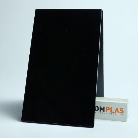 Plastics tecnics Poliestire Negre