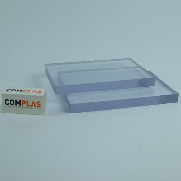 Plastics tecnics Policarbonat compacte Transparent