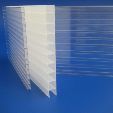 Plasticos Tecnicos Policarbonato celular Transparente