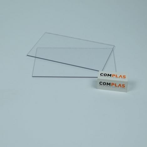 Plasticos Tecnicos PET Transparente