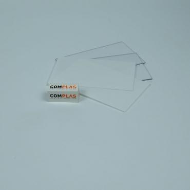 Plasticos Tecnicos PET Blanco