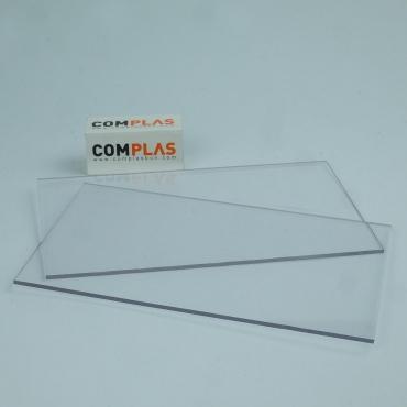 Plastics tecnics PET-g Transparent
