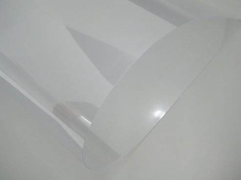 PVC LAMINES INCOLOR 0.70 MM