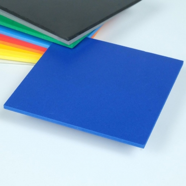 Plastics tecnics PVC escumat Colors