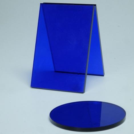 Metacrilat Planxa colada Colors transparents