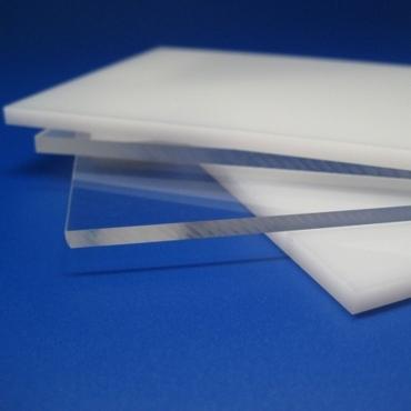 Plastics tecnics Policarbonat compacte Blanc